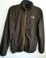 THE NORTH FACE MENS PUFFA PUFFER JACKET M BROWN