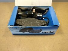 NEW T1204 PAGID BRAKE SHOES, PADS FOR AUDI A2  8Z0698151