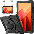 Samsung Galaxy Tab A7 Case Heavy Duty Protection Cover Rugged Bumper Shockproof