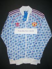 1990-1992 Manchester United Adidas Originals Jacket Shirt Kit Class of 92