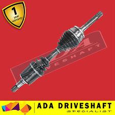 1 New CV Joint Drive Shaft Mitsubishi Pajero NM NP 2.8L 3.5L  00-06  Passenger