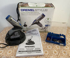 Dremel Driver 1100 Stylus & Charging Dock Model 866 w/attachments Owner Manual