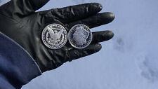 1 oz .999 Silver Round, Morgan Dollar, BU