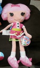 "Lalaloopsy  JEWELS   Plush Doll 26"" Pillowtime Pals  christmas idea gift"