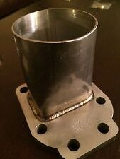 """T4 Turbo Flange  3"""" Collector W/support Tab Stainless"""