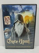 Once Upon: 10 Fantasy Film Collection (Dvd, 3-Disc Set) Dazzle, Little Unicorn