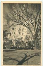 New Haven CT Connecticut Yale Wrexham Tower Saybrook '20s Antique Postcard 25029
