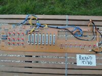 Parts Keyboard ROLAND 90' JV80 JV SWITCH BOARD A  VG CONDITION