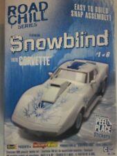 Revell 1/32 scale model kit...1978 Snowbird Corvette...Road Chill series...NIB..