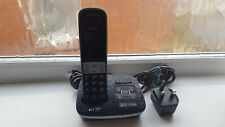 BT8500 Single Cordless Phone with Answering Machine & Advanced Call Blocker