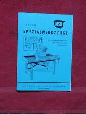 NSU 251 OSL Spezialwerkzeuge Katalog