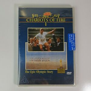 Chariots Of Fire  DVD, 2004 Region 4 - NEW & Sealed