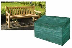 1X Heavy Duty 3 Seater Garden Bench Seat Cover Waterproof Weatherproof Outdoor