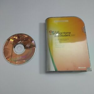 Microsoft Office Home And Student 2007, Product Key