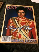 Collectors Edition Historical 2009 King Of Pop MICHAEL JACKSON Magazine New