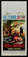 Plakat I Söhne Der Teufel The Devil's Children Lee Cobb Bickford Drury N14