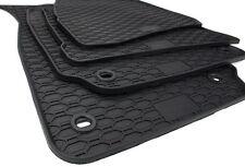 Nuevo VW w8 Passat 3b 3bg goma esteras tapices calidad original drehknebel oval