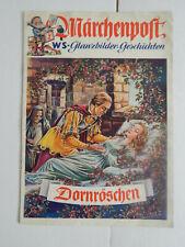 Märchenpost WS-Glanzbilder      Dornröschen  komplett