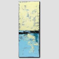 ORIGINAL Acryl Gemälde Abstrakt UNIKAT Malerei Modern Leinwand Bilder HANDGEMALT