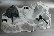 VINTAGE STAR WARS COMPLETE HOTH IMPERIAL ATTACK BASE PLAYSET KENNER play set