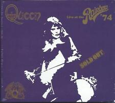 Queen - Live At The Rainbow '74 (2CD 2014) NEW/SEALED