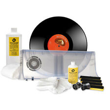 Spin-Clean Record Vinyl Washer System MK2 Package Set Limited Edition Clear Unit