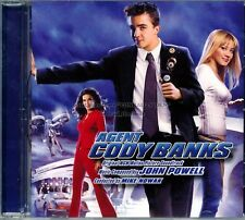"""John Powell """"AGENT CODY BANKS"""" score Intrada Limited-Ed CD sold out SEALED"""