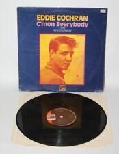Eddie Cochran – C'mon Everybody - Vinyl LP - Sunset SLS 50155