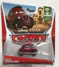 Disney Pixar Cars - Festival Italiano - Uncle Topolino - NEW