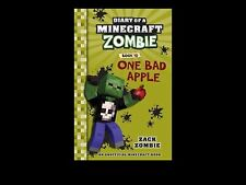 MINECRAFT BOOK 10 ZOMBIES LATEST DIARY OF A MINECRAFT ONE BAD APPLE , CHEAPEST