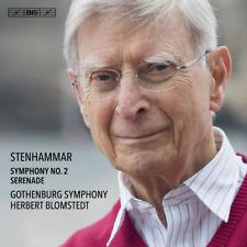 Herbert Blomstedt / GOTHENBURG Symphony - Sinfonie 2 Und Serenade CD Bis