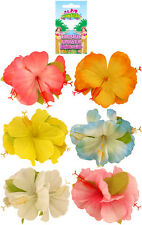 Hawaiian Hibiscus Hair Clip, Hula Fancy Dress