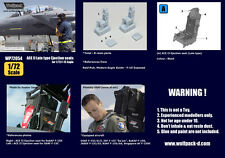 Wolfpack 1/72 ACE II Late type Ejection seats for F-15 Eagle - WP72054