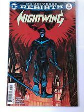 Nightwing #24 - DC Comics Rebirth - 1st Print - 2016 - NM - Cover B