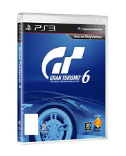 Gran Turismo 6 Sony PAL Video Games