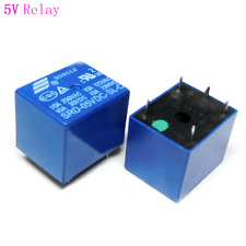5V / 12V Relay SONLE Mini PCB Relay SPDT 5-Pin 10A SRD-XXVDC-SL-C T73 Original
