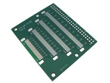 50-Pin FPC Connector to DIP Breakout Board 0.5mm to 1.2mm Pitch