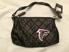 a8c65664a4 Atlanta Falcons Womens Black Purse . NFL Girls Ladies Hawks ...