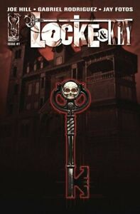 LOCKE AND & KEY : WELCOME TO LOVECRAFT ISSUE 1 - FACSIMILIE EDITION IDW JOE HILL
