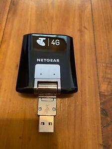 Unlocked | Latest Firmware Netgear 320U Telstra USB 4G Modem Windows 10 All Sims