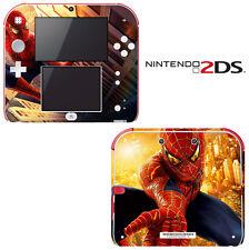 Vinyl Skin Decal Cover for Nintendo 2DS - Spiderman