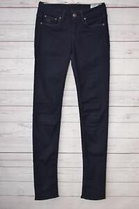 G-STAR Damen Skinny Jeanshose 3301, Gr. W28/L34, Blau