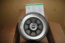 2x CLASSIC FIAT 500 D F L R 126 FRONT BRAKE DRUMS PAIR 190 PCD MADE IN ITALY