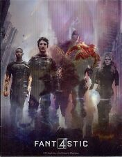 Fantastic 4 (Four) FilmArena Limited Collection SteelBook w/Lenti Slip (Czech)