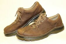 Dr Martens Docs Mens 12 46 John Brown Leather Casual Oxfords Shoes