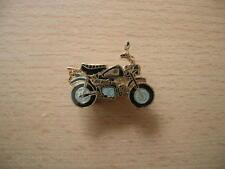 Pin Anstecker Honda Monkey gold Motorrad Art. 0472 Moped Kleinkraftrad Motorbike