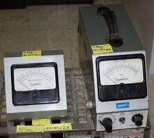 Welsh Densichron Magnephot Optical Density instruments untested