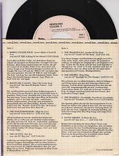 "THE LEAVES/SAVOY BROWN/THE KNICKERBOCKERS - Rare 1982 German 8-track 7"" vinyl EP"