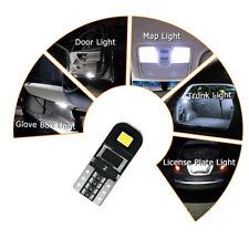 10* 12V T10 194 168 W5W SMD LED Car HID White CANBUS Error Free.Wedge Light Bulb