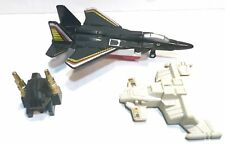 G1 Vintage Transformers Autobot Aerialbots - Air Raid With Superion Parts.